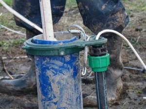 заиливание скважины на воду