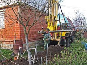 Капитальный ремонт скважин на воду