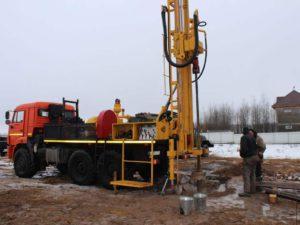 Бурение разведочных скважин в Нижегородской области