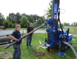ремонт скважин на воду, прокачка скважины