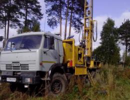 бурение скважины в Нижегородской области осенью