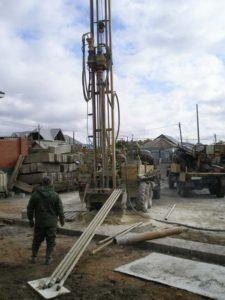 бурение скважин под воду в Нижегородской области