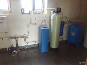 водоподготовка загородного дома