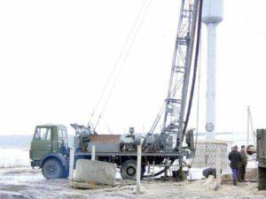 Бурение эксплуатационных скважин в Нижегородской области