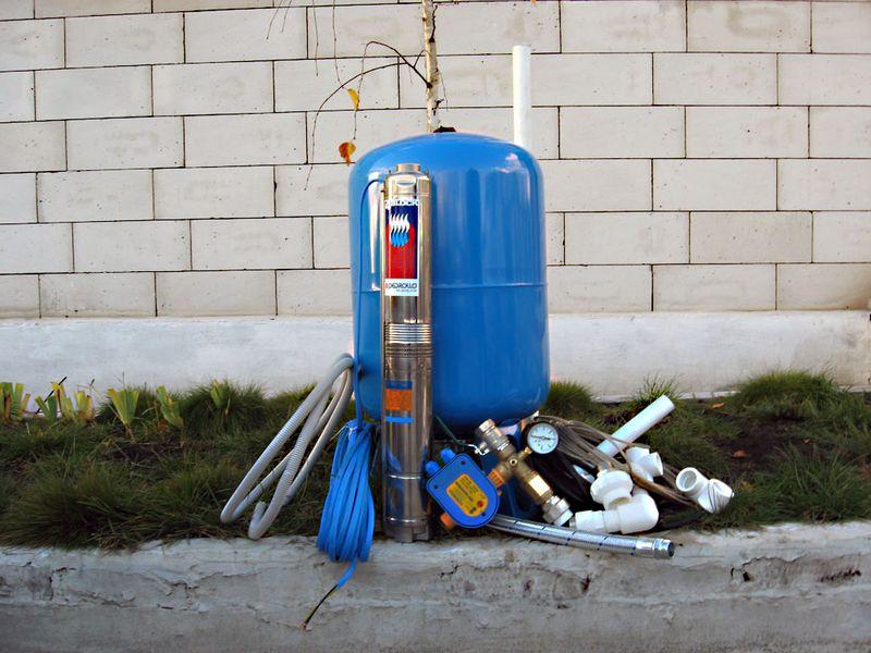 Оборудование для бурения скважин под воду своими руками