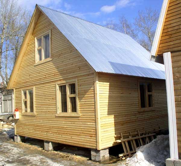 Каркасные дома фото и цены