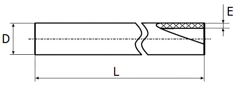 размеры обсадной трубы ПНД