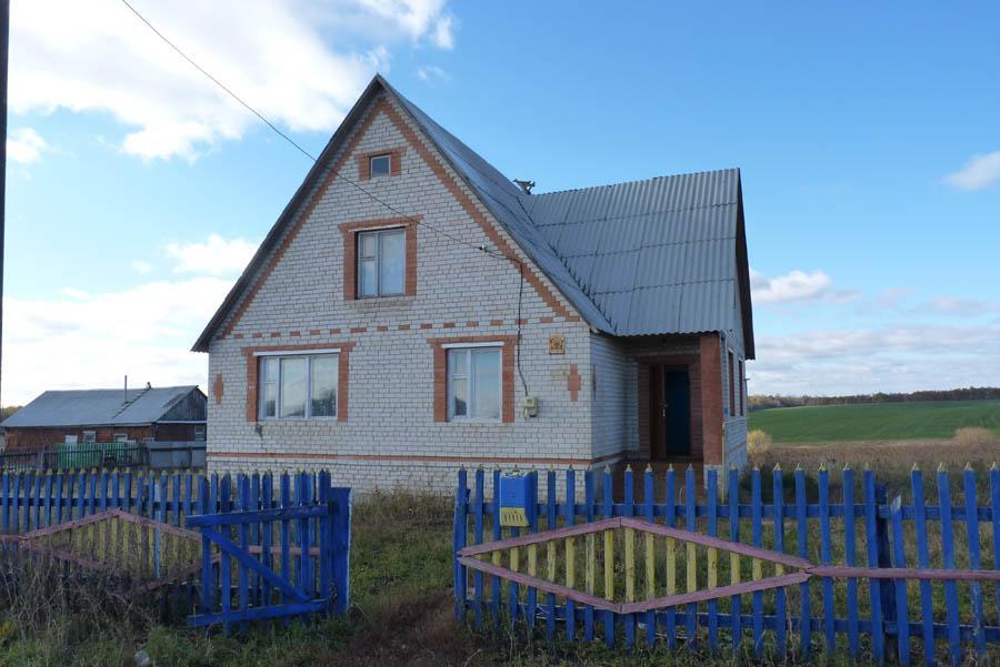 купить кирпичный дом в Нижегородской области