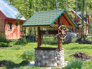 обустройство колодцев под ключ в Нижнем Новгороде
