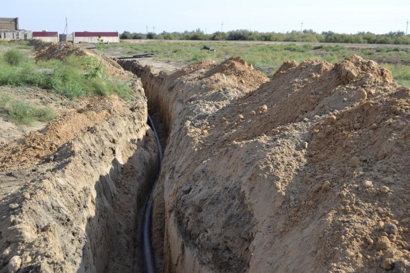 прокладка водопровода в Нижнем Новгороде