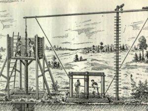Технология бурение первых скважин на воду в России