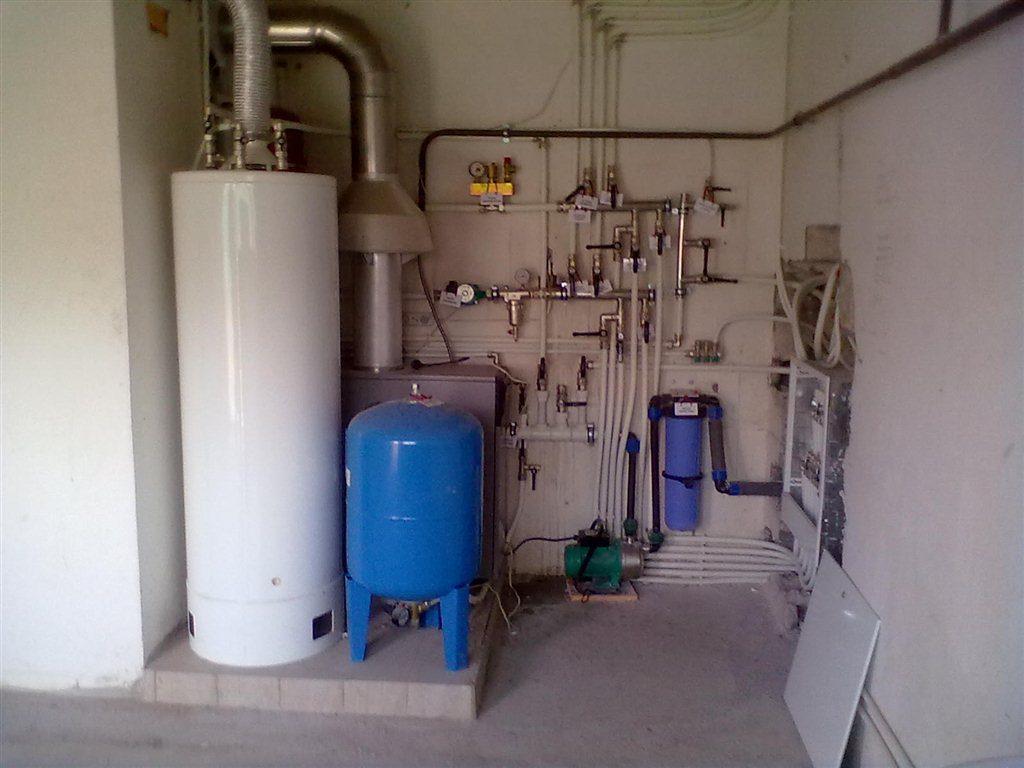 Комплоексное водоснабжение предприятия в Нижнем Новгороде