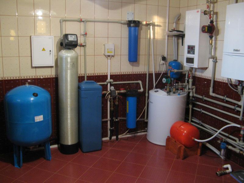 Система водоподготовки на предприятии в Нижнем Новгороде