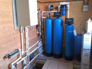 комплексное водоснабжение загородного дома