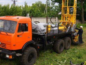 Промышленное бурение скважин на воду в Нижегородской области
