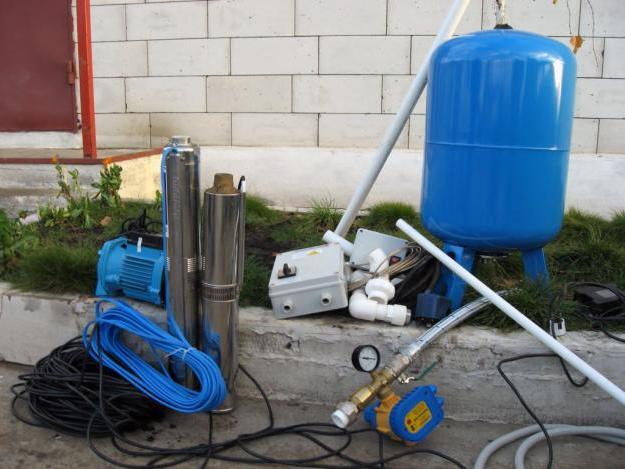 Оборудование для скважины на воду