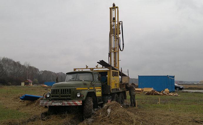 бурение скважин шнеком в Нижегородской области