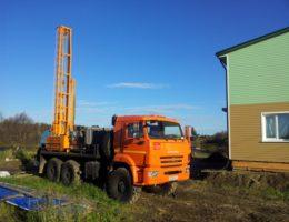 Бурение скважин на воду летом в Нижегородской области