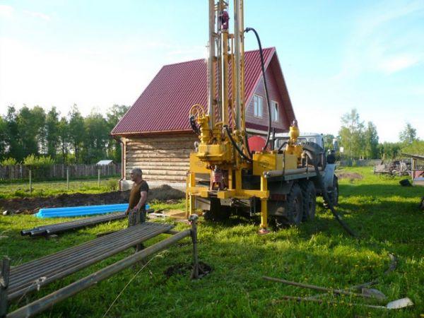 Бурение и обустройство скважины в Нижнем Новгороде