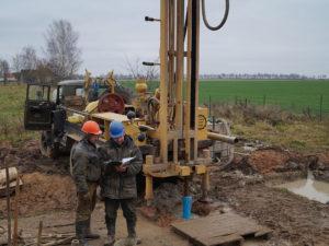 Бурение глубоких артезианских скважин в Нижегородской области