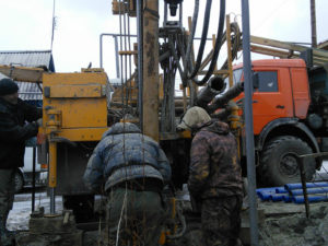 Бурение и обустройство скважин на известняк в Нижегородской области