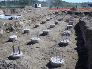 Бурение скважин под буронабивные сваи в Нижнем Новгороде и Нижегородской области