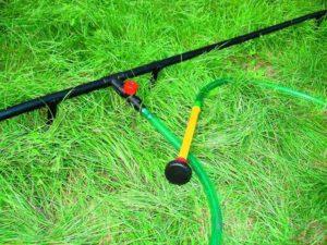 летний сборный водопровод