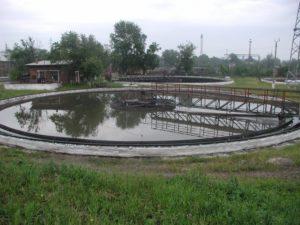 строительство водозаборного сооружения