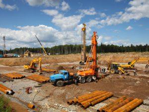 Промышленное бурение, строительство водозаборных сооружений в Нижегородской области