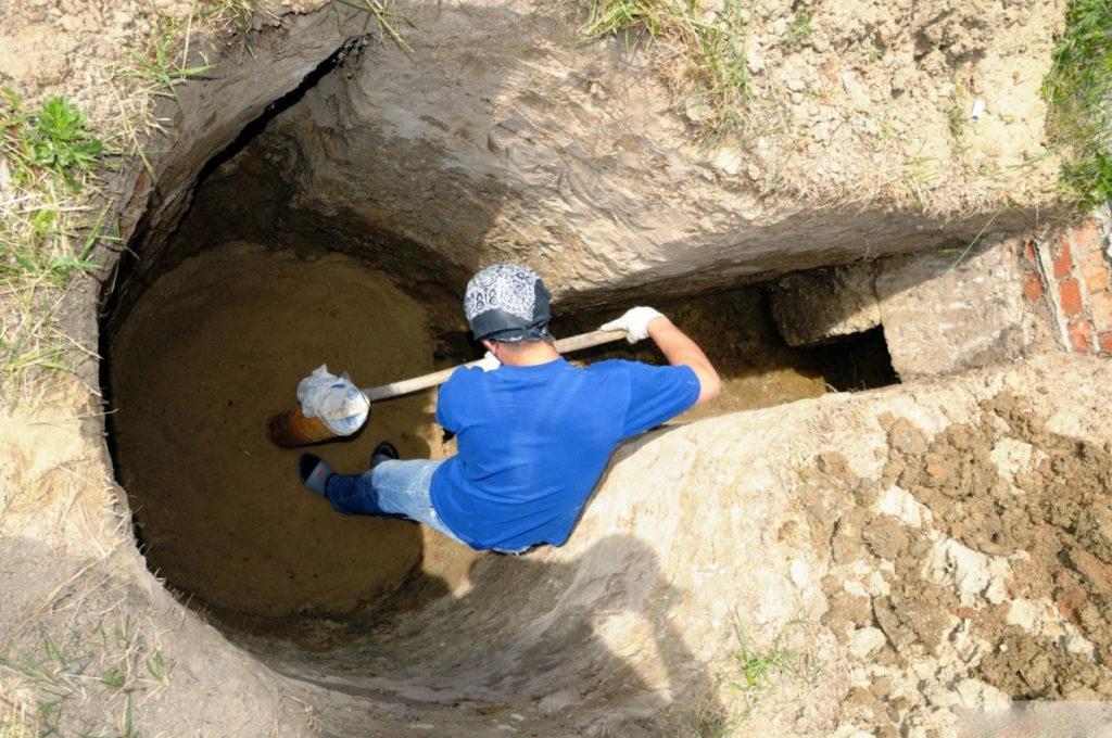 работы по обустройству скважины на воду