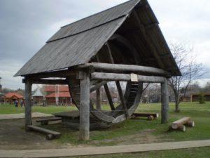 строительство ступального колодца