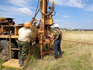 Бурение геологоразведочных скважин на воду в Нижегородской области