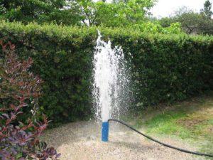 Правильная эксплуатация скважины на воду