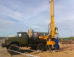 бурение артезианских промышленных скважин в Нижегородской области