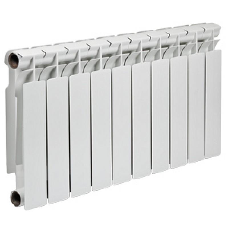секционные алюминиевые батареи отопления