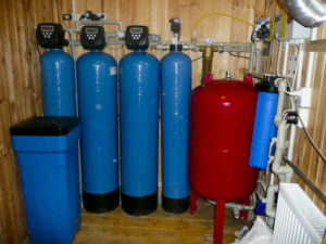 установка системы водоподготовки в загородном доме (Нижний Новгород и Нижегородская область)