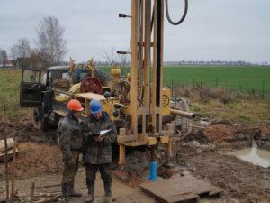 Бурение артезианских и промышленных скважин на воду в Нижегородской области