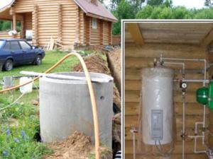 Заказать водоснабжение бани в Нижнем Новгороде