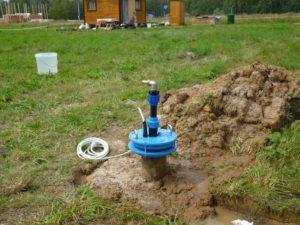 обустройство скважины под воду