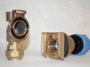 скважинный адаптер установка и монтаж