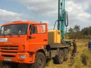 Бурение промышленных скважин на воду в Нижегородской области