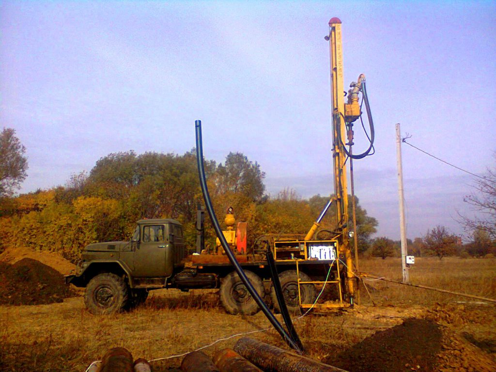 заказать недорогое бурение скважин на воду в Нижегородской области