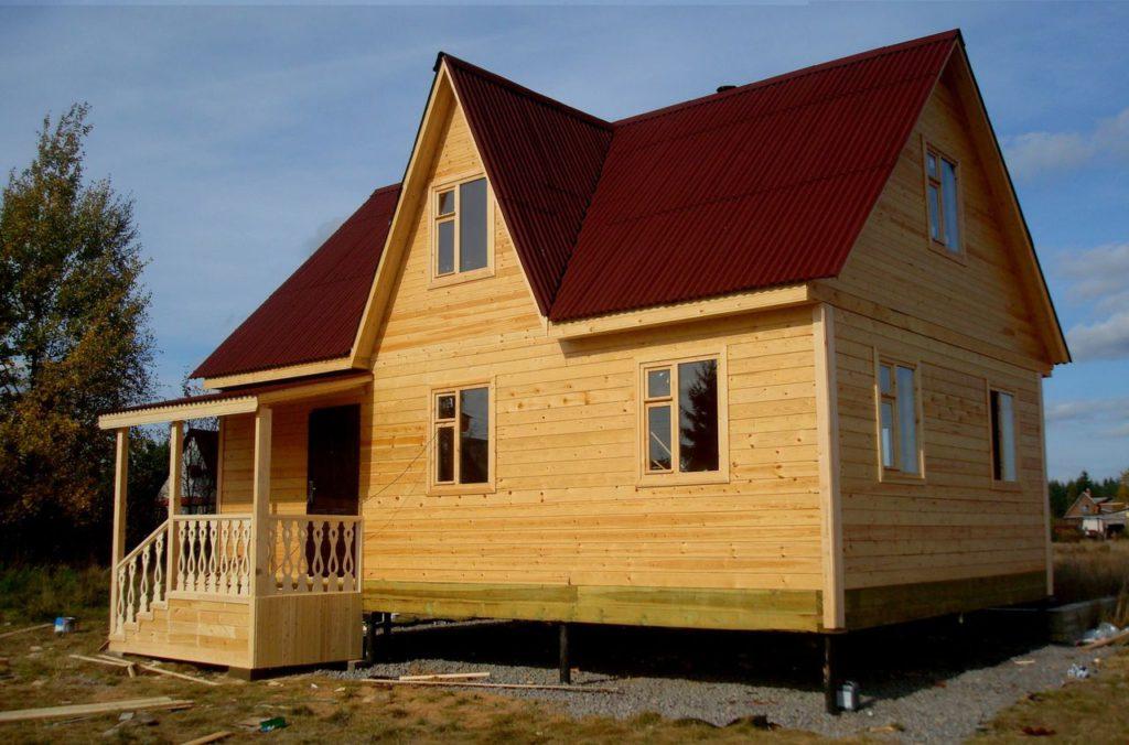 строительство недорогого загородного дома в Нижнем Новгороде