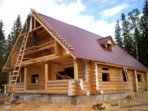 строительство загородных домов под ключ в Нижегородской области
