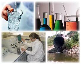 анализ воды в лаборатории из скважины