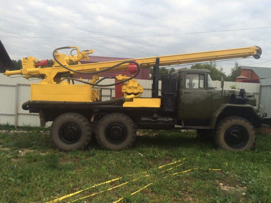 бурение и обустройство скважин на воду в Нижнем Новгороде
