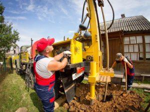 Акция бурения скважин на воду в Нижегородской области