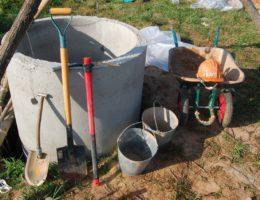 копаем колодец на воду