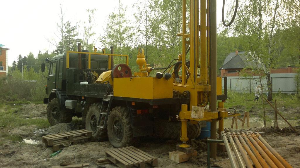 бурение скважин недорого в Нижегородской области