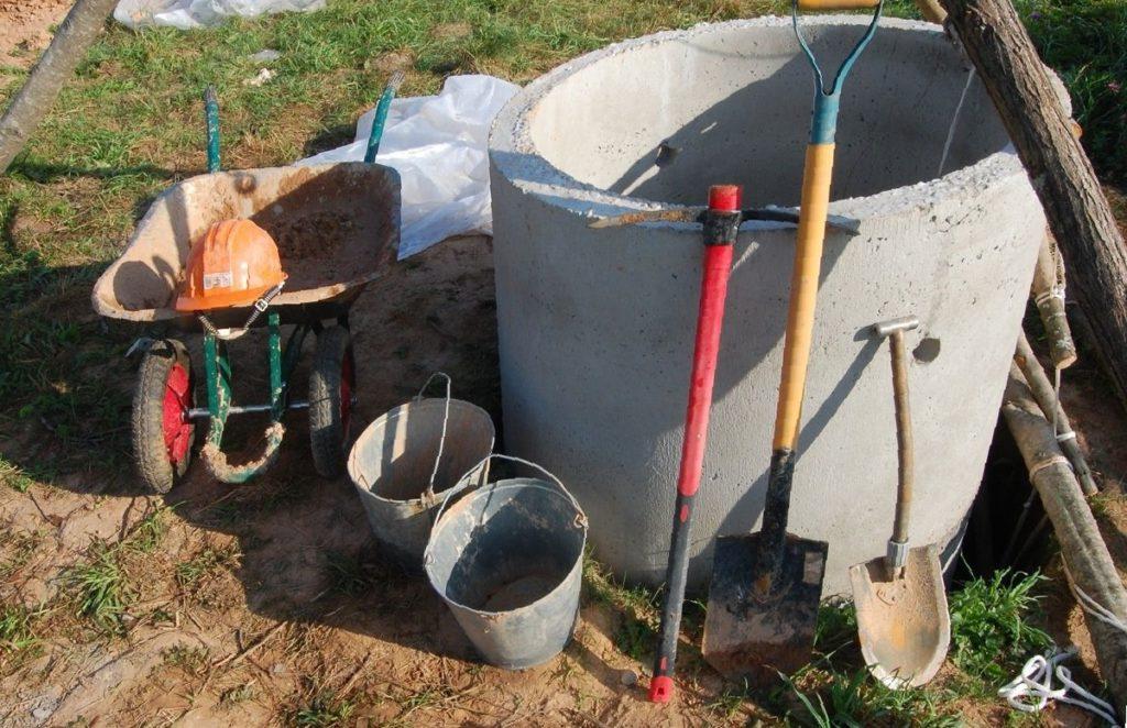 как очистить колодец на воду